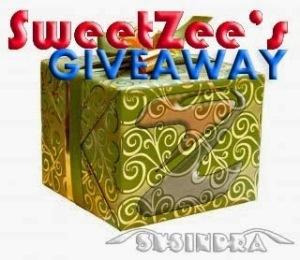 SweetZee's Giveaway