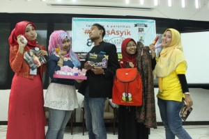 Para sponsor : DBCN Oriflame, Sobo Accessoeries, Carica Gemilang, DE Collection