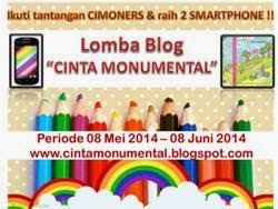 lomba blog cinta monumental