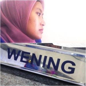 weningts - ikhlas 1