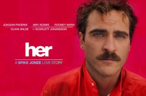 Poster Film Her