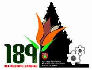 logo hari jadi 189
