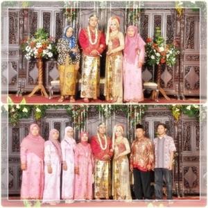 Keluarga dari Mas Erwin (ada Bulik, Budhe, dan Sepupu)