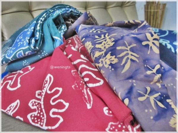 weningts - batik kembang keli wonosobo