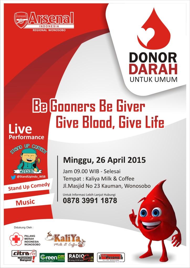 Donor Darah AIS Wonosobo